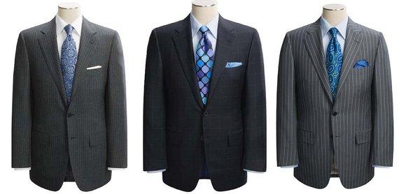Мужские костюмы под брендом d'Avenza производятся с 1952 года в городке...
